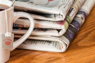 楽天証券を使って日経新聞を無料で読む方法【料金比較もあり】